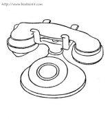 电话简笔画5