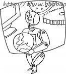 望远镜机器人简6