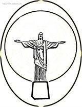 巴西简笔画3