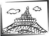 法国简笔画5