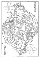 棋牌游戏简笔画2