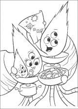 coloring book pages pucca | 四眼天鸡(鸡仔总动员)简笔画[64P]_卡通动漫简笔画(涂色图片) - 【宝宝吧】