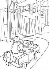 沙漠-灾害-天气-森林简笔画4