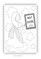 印度儿童简笔画2