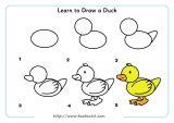小动物画法步骤