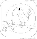 小动物简笔画3
