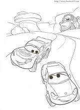 汽车总动员2简笔画6