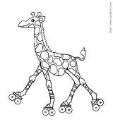 鹿的简笔画6