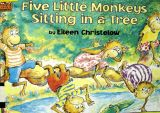 Five Little Monkeys Sitting In A Tree