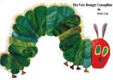 好饿的毛毛虫-The Very Hungry Caterpillar
