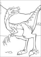 小恐龙历险记简笔画3