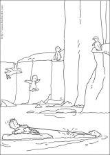 小小北极熊简笔画3