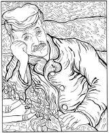 文森特-梵高绘画作品3