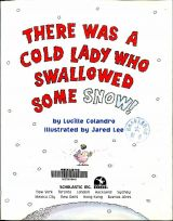 There Was A Cold Lady Who Swallowed Some Snow 3