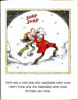 There Was A Cold Lady Who Swallowed Some Snow 5