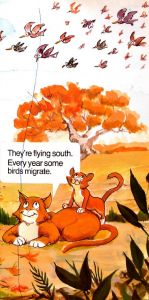 why do birds fly south5