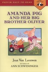 小猪兄妹AMANDA PIG AND HER BIG BROTHER OLIVER