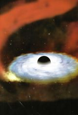 A BLACK HOLE IS NOT A HOLE6