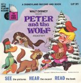 Peter And The Wolf(迪士尼)