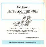 Peter And The Wolf(迪士尼)2