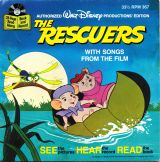 The Rescuers(迪士尼)