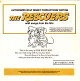 The Rescuers(迪士尼)2