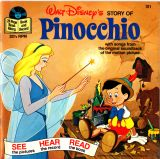 The Story Of Pinocchio(迪士尼)