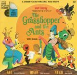 Grasshoper and the Ants(迪士尼)