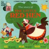 The Story of the Little Red Hen(迪士尼