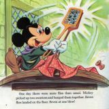 Mickey Mouse, Brave Little Tailor(迪士尼)6