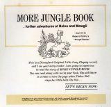 More Jungle Book(迪士尼)2