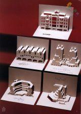 折纸建筑-世界名建筑5