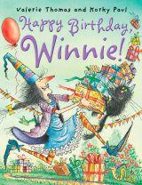 Happy birthday Winnie(女巫温妮)