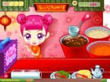小姑娘做菜(中国料理)