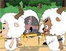 喜羊羊与灰太狼:运动会5