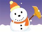 I'm a little snowman  [英语儿歌]