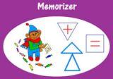图形记忆力训练游戏