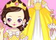 小公主礼服装扮