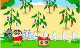 幼儿数数游戏:小新摘蔬菜