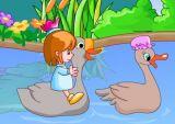 童谣:灰鹅