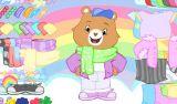 小熊穿衣打扮