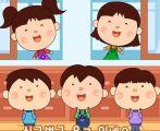韩语儿歌:拍手歌