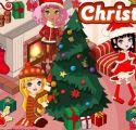 圣诞公主房间装饰