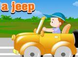 J开头单词:Jeep