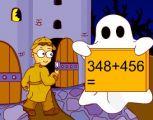 二年级: 3位数加减 [幽灵古堡]