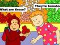 学蔬菜单词 [和妈妈去买菜]