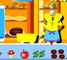 食物单词游戏 [购物清单]