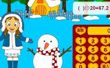 五年级:带小数点的乘法 [雪人]