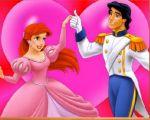 灰姑娘和王子拼图