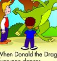 Donald the Dragon